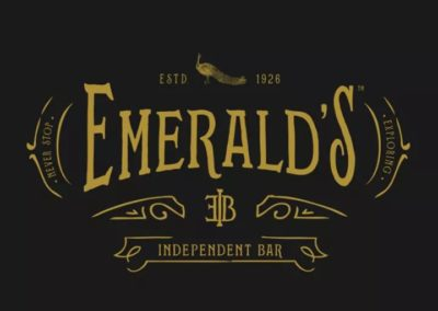 Emerald's Cocktail Bar Roma
